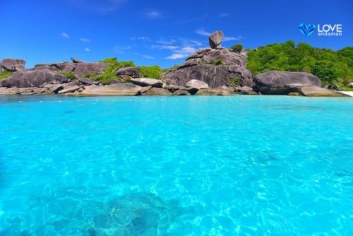 หินเรือใบ เกาะสิมิลัน